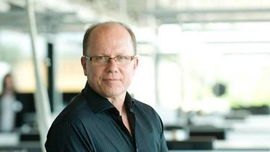 Nils Hanson foto: SVT