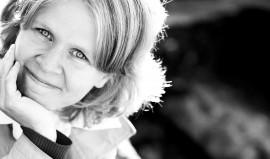 Anna-Lena Laurén. Fotograf: Lauri Mannermaa