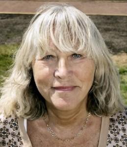 Britt-Marie Mattsson foto: Forum förlag